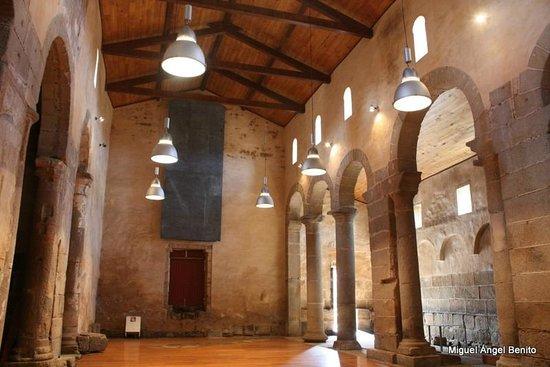 Idanha-a-Velha: Catedral visigoda (interior)