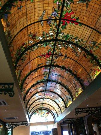 Hotel Santa Cruz: Comedor