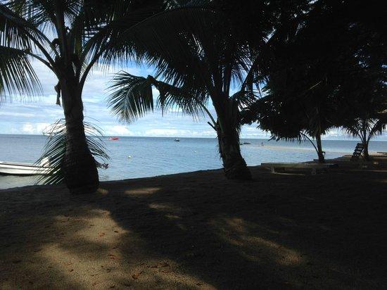 Volivoli Beach Resort Fiji: Voli Voli Beach resort Rakiraki, Fiji