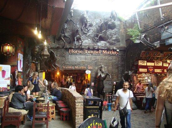Camden Market: Camden Lock Market