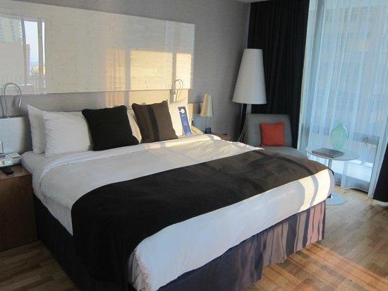 Radisson Blu Aqua Hotel: Room