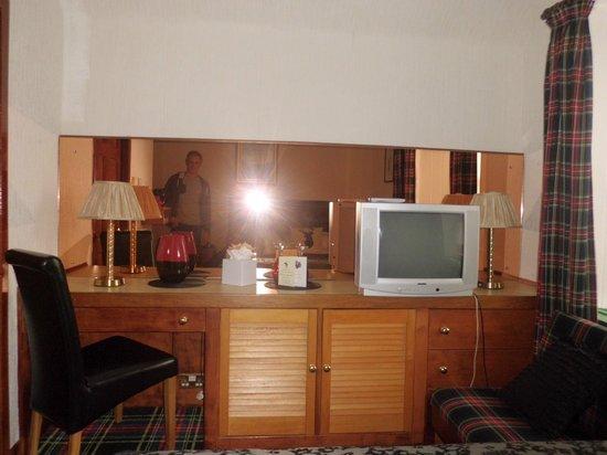Loch Ness Lodge Hotel : Habitación 2