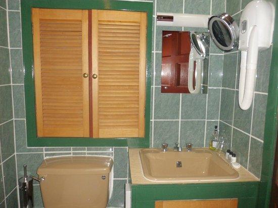 Loch Ness Lodge Hotel: Baño