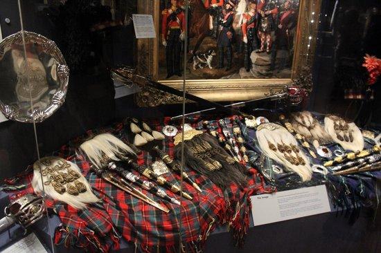 Edinburgh Castle: Piece in the National War Museum