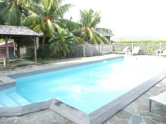 Hotel Plein Soleil: la piscine de l'hotel