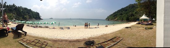 Merlin Beach Resort: Beautiful Beach