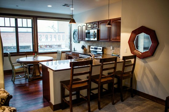 Whitefish Downtown Suites : Suite 2