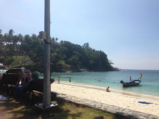 Phuket Marriott Resort & Spa, Merlin Beach: Another day at the beach
