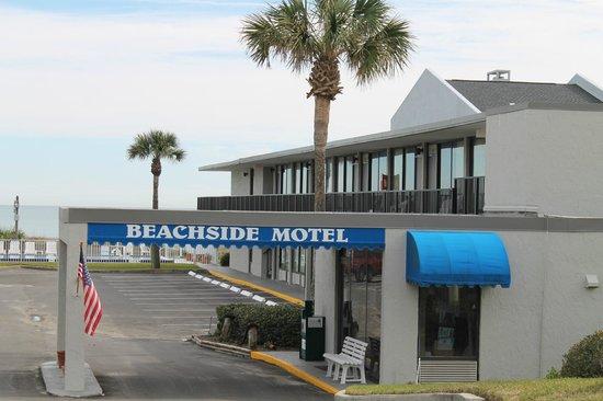 ビーチサイド モーテル