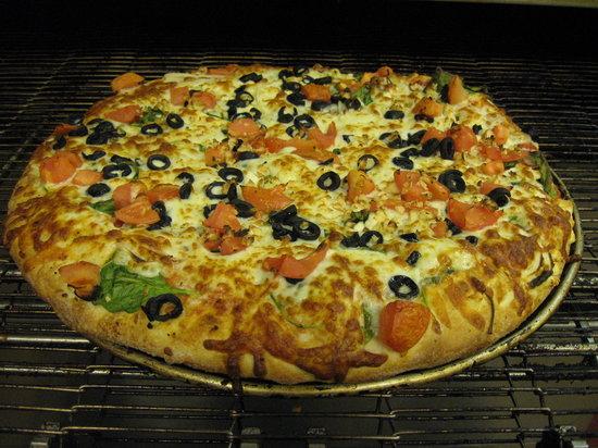 Thor's Pizzeria: Delicious Thor's Pizza!