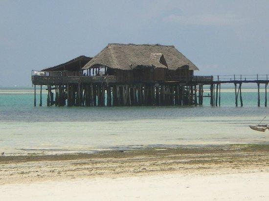 VOI Kiwengwa Resort: IL RITROVO DA BALLO IL PONTILE