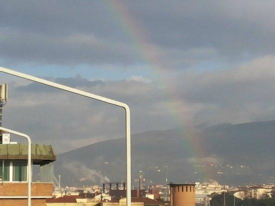 Delle Nazioni Hotel : rainbow