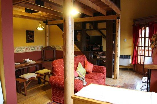 Quinua Villa Boutique : Living Room