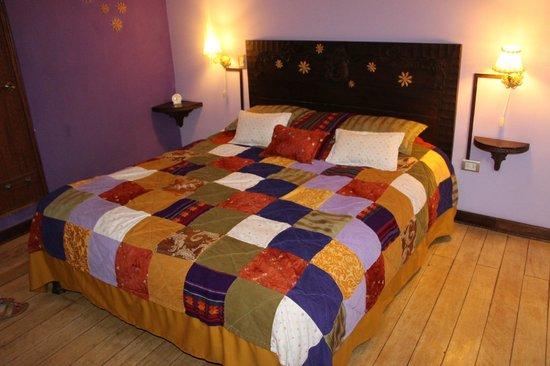 Quinua Villa Boutique : Bedroom
