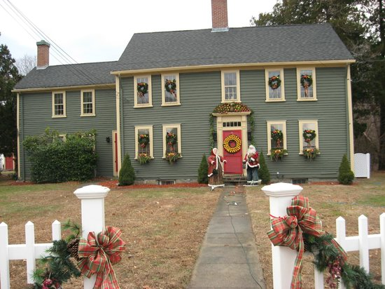 Historic Home in Seekonk