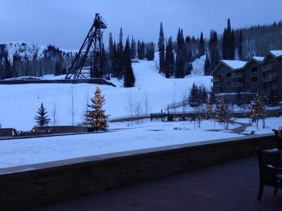 Montage Deer Valley: Ski Slopes