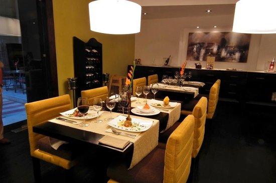 Restaurante Conde del Castillo