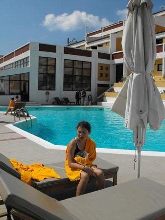 Mare Vista Hotel - Epaminondas: Der Pool