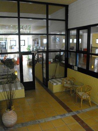 Mare Vista Hotel - Epaminondas: Lobby