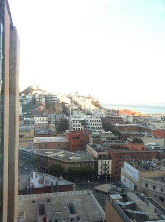 Hilton San Francisco Financial District: love San Fran