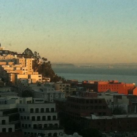 Hilton San Francisco Financial District: great morning
