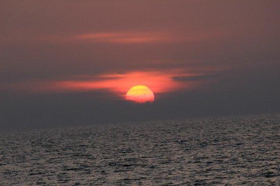 SALA Phuket Resort & Spa : Best sunset