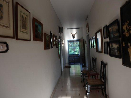 Kaiya House: Inside house