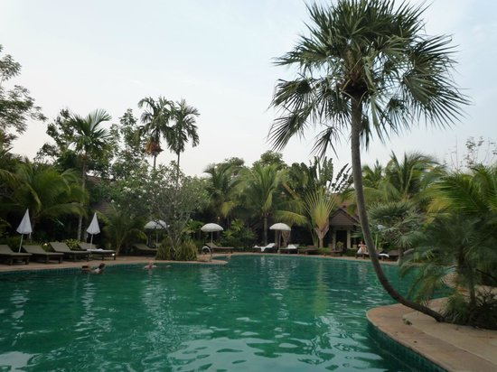 Laluna Hotel and Resort: piscina