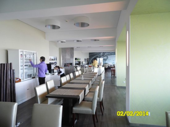 Hotel Arribas: restaurante