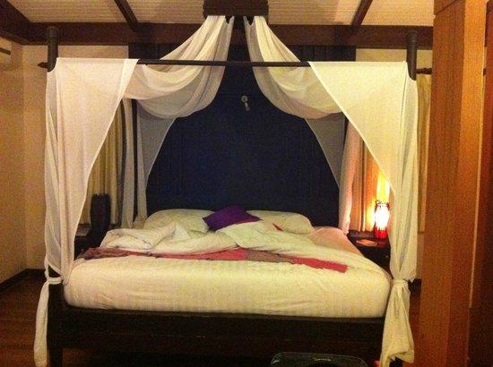 Aonang Phu Petra Resort, Krabi Thailand: lelit