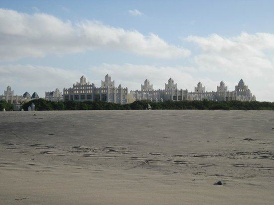 Clubhotel Riu Karamboa : from the beach
