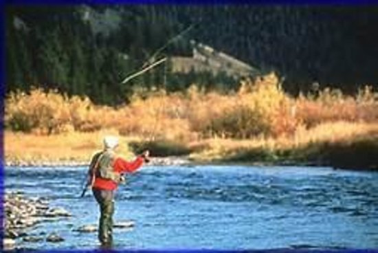 Meadow Lake View Bed and Breakfast: Fishing at surrounding lakes