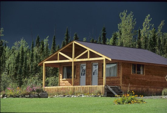 Inconnu Lodge Cabin