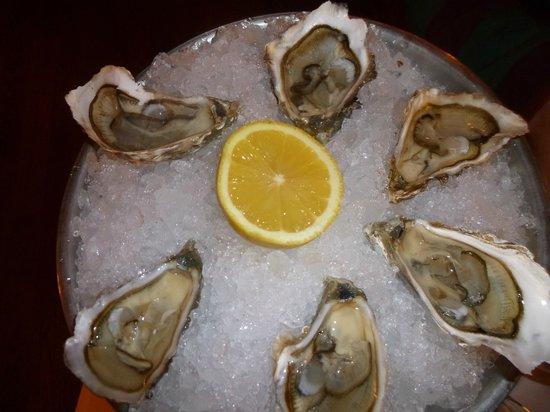 Brasserie Flo - Les Beaux Arts : ostras