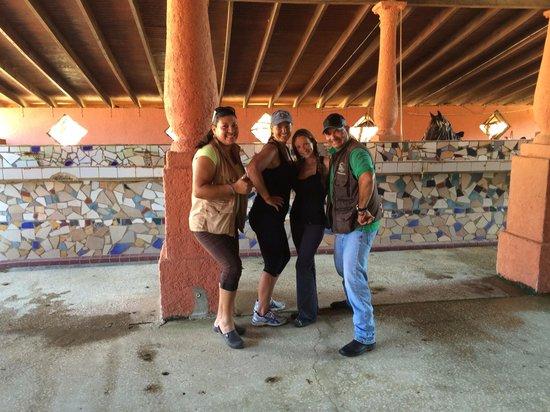 Rancho Daimari: Best tour by far in Aruba