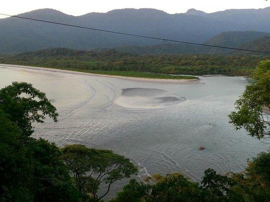 Fazenda Beach: Praia da Fazenda, Ubatuba