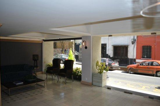 Hotel Plaza Revolucion - Lobby