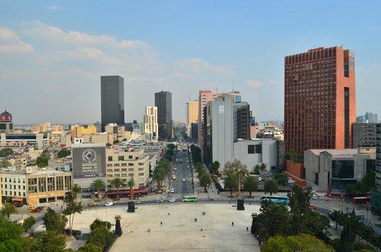 The neighbourhood near Hotel Plaza Revolucion