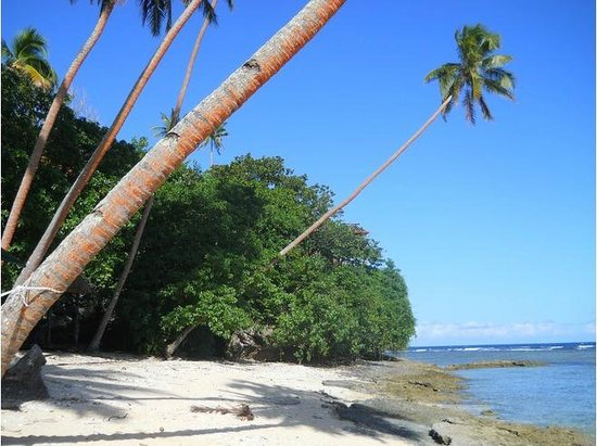 Namale the Fiji Islands Resort & Spa: The Small beach