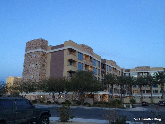 Staybridge Suites Las Vegas : Vista al exterior