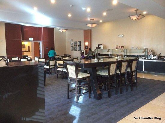Staybridge Suites Las Vegas : Lugar del desayuno