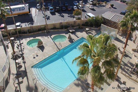 Staybridge Suites Las Vegas: La pileta