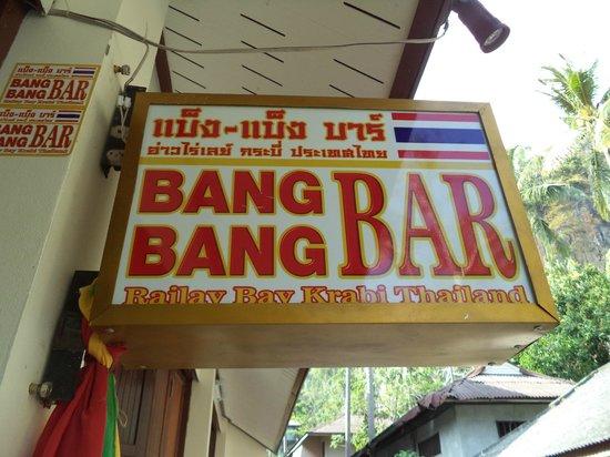 Bang Bang Bar: Great cocktails