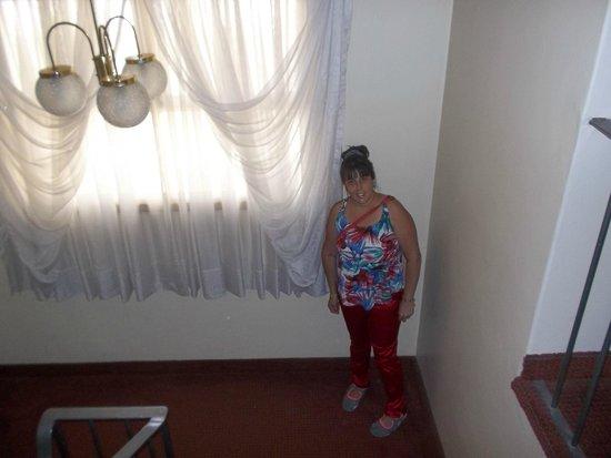 Hotel Ritz : escaleras