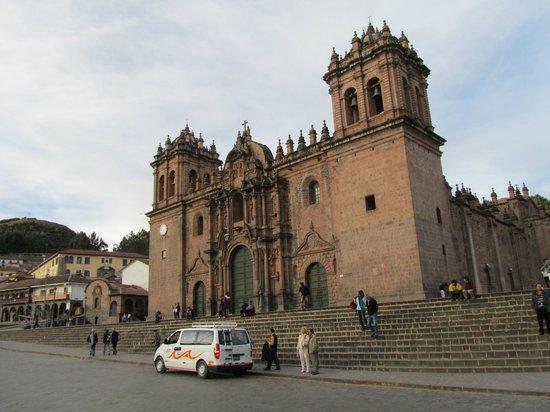 Catedral del Cuzco o Catedral Basílica de la Virgen de la Asunción: cat1