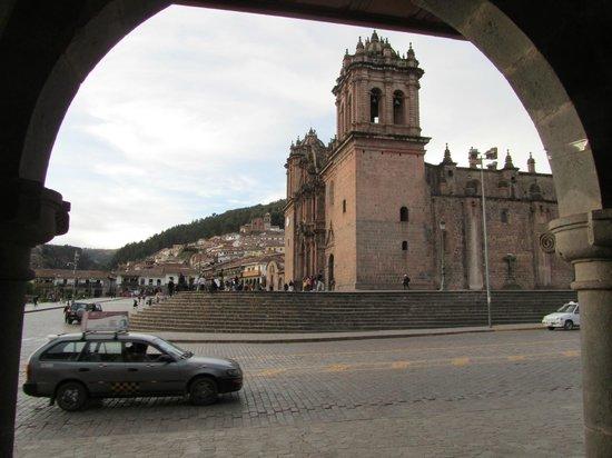 Catedral del Cuzco o Catedral Basílica de la Virgen de la Asunción: cat2