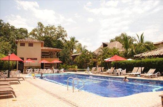 Hosteria Tonusco Campestre: piscina tonusco campestre