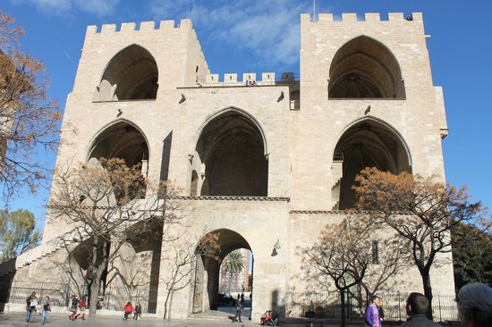 Top Day Tours : Valencia City Gate