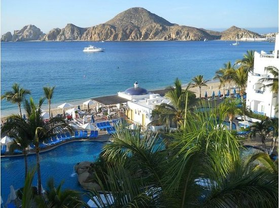 Pueblo Bonito Los Cabos : View from room