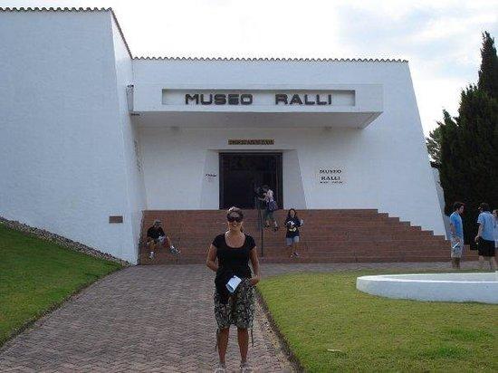 Entrada Museo Ralli